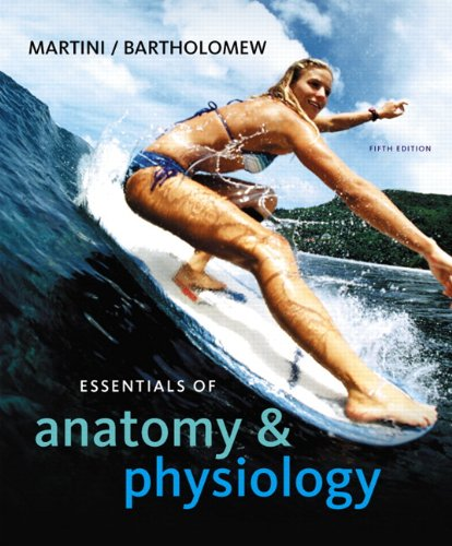 9780321581693: Essentials of Anatomy &Physiology, Books a la Carte Plus (5th Edition)