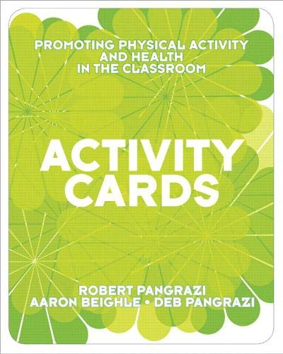 Activity Cards for Promoting Physical Activity and Health in the Classroom Format: Paperback