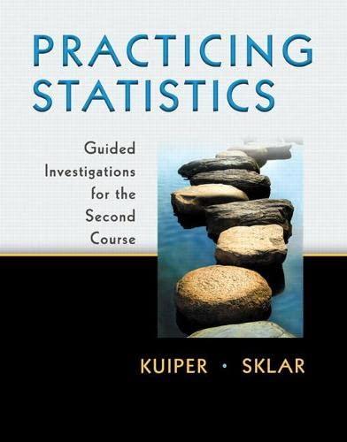 9780321586018: Practicing Statistics