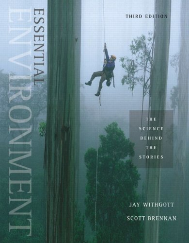 9780321587022: Essential Environment (Jay Withgott,Scott Brennan) 3rd Edition