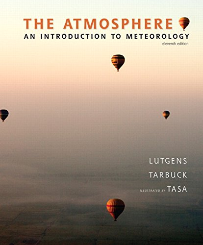 9780321587336: The Atmosphere: An Introduction to Meteorology