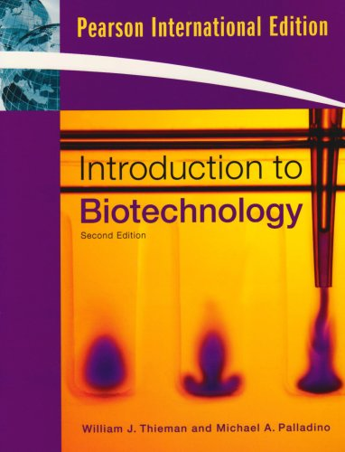 9780321589033: Introduction to Biotechnology
