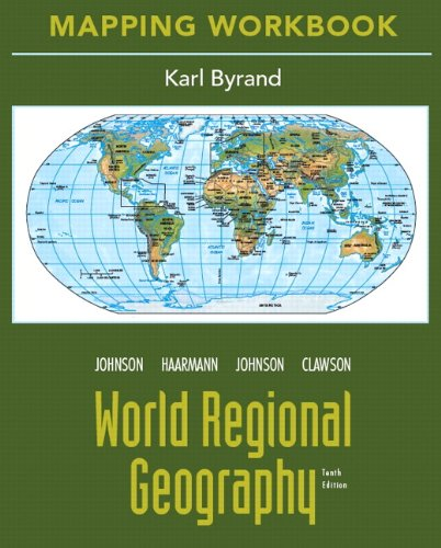 9780321590107: Mapping Workbook for World Regional Geography