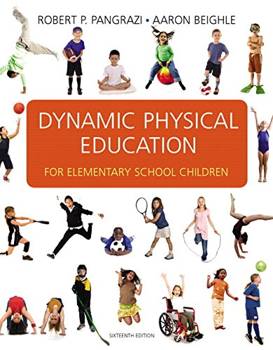 9780321592538: Dynamic Physical Education for Elementary School Children (16th Edition)