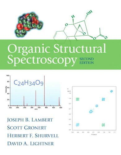 9780321592569: Organic Structural Spectroscopy (2nd Edition)