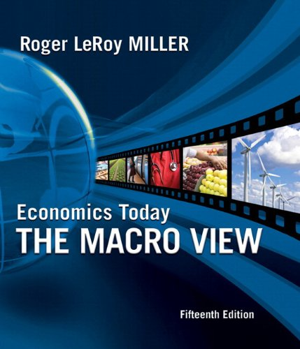 9780321594532: Economics Today: The Macro View (15th Edition)