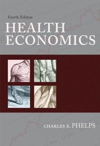 9780321594570: Health Economics (4th Edition)