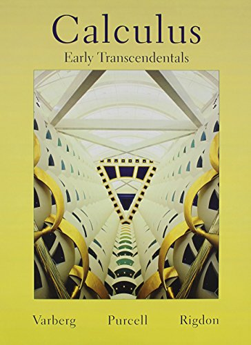 9780321594747: Calculus Early Transcendentals with MyMathLab