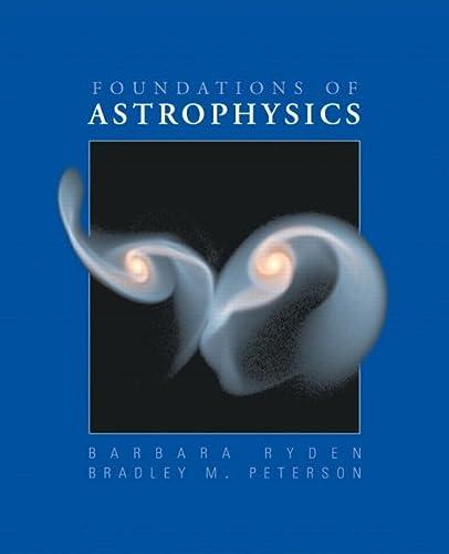 9780321595584: Foundations of Astrophysics