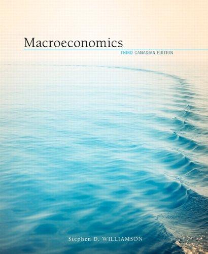 9780321595607: Macroeconomics, Third Canadian Edition (3rd Edition)