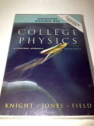 9780321596284: College Physics a Strategic Approach 2nd Edition Instructor DVD