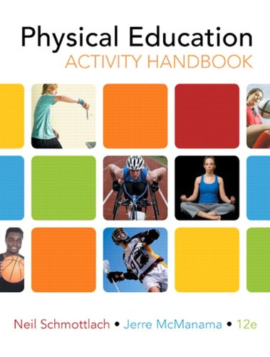 9780321596390: The Physical Education Activity Handbook (12th Edition)