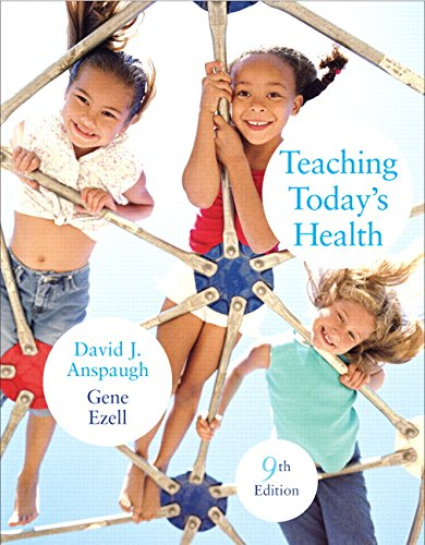9780321596772: Teaching Today's Health (9th Edition)