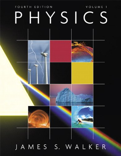 9780321597519: Physics with MasteringPhysics, Volume 1 (4th Edition)