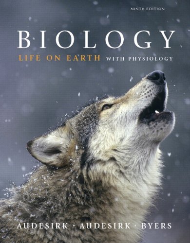 9780321598462: Biology: Life on Earth with Physiology (9th Edition)