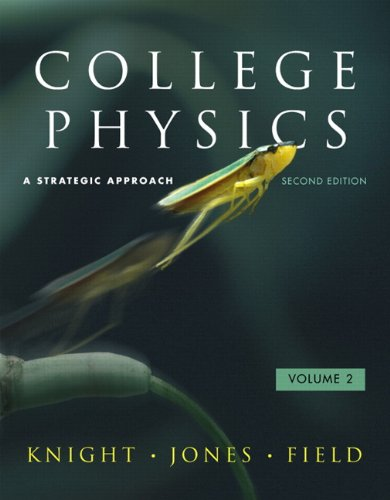 9780321598516: College Physics: A Strategic Approach Volume 2 (Chs. 17-30) with MasteringPhysics (2nd Edition)
