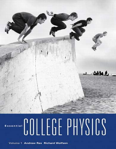 9780321598561: Essential College Physics with Mastering Physics