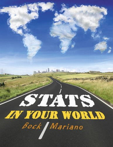 9780321599056: Stats in Your World (Cost Accumulator)