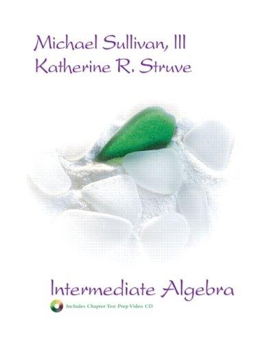 9780321599131: Intermediate Algebra Value Pack (includes Student Study Pack, Intermediate Algebra & MyMathLab/MyStatLab Student Access Kit )