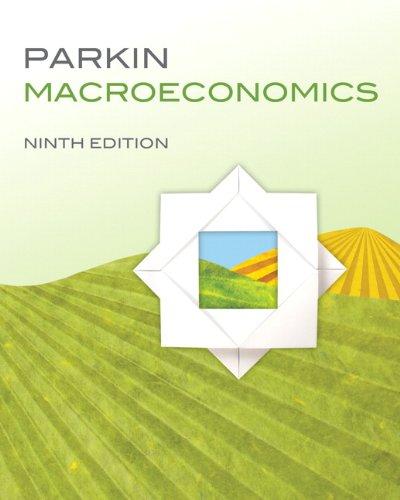 Macroeconomics plus MyEconLab 1-semester Student Access Kit,: Michael Parkin