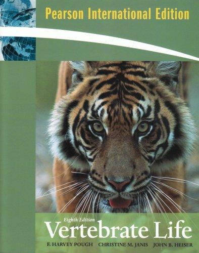 9780321600790: Vertebrate Life, Pearson International Edition, 8th Edition