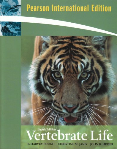 9780321600790: Vertebrate Life, Pearson International Edition, 8th Edition