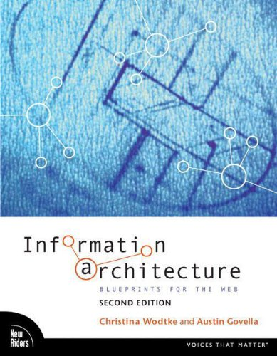 Information Architecture: Blueprints for the Web: Christina Wodtke, Austin