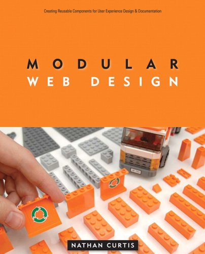9780321601353: Modular Web Design: Creating Reusable Components for User Experience Design