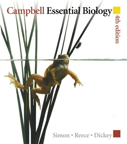 9780321602060: Campbell Essential Biology with MasteringBiology (4th Edition)
