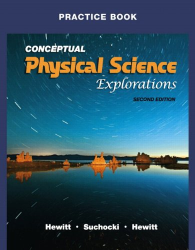 9780321602183: Practice Book for Conceptual Physical Science Explorations