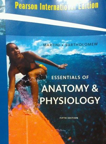 9780321602626: Essentials of Anatomy & Physiology