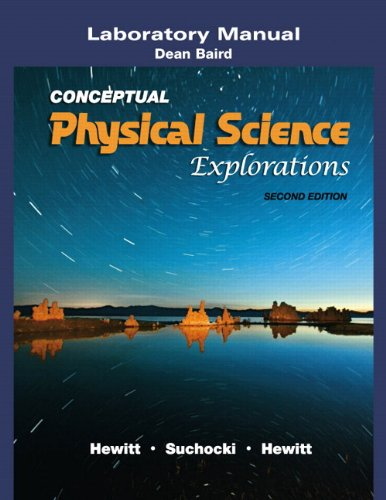 9780321602749: Laboratory Manual for Conceptual Physical Science Explorations