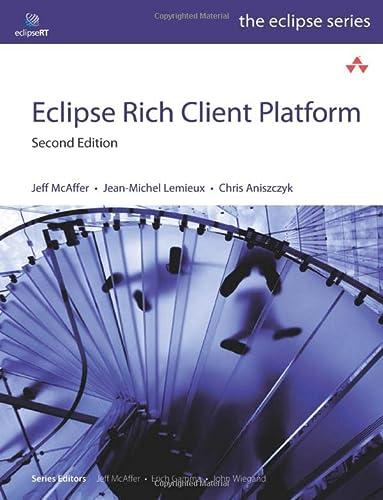 9780321603784: Eclipse Rich Client Platform