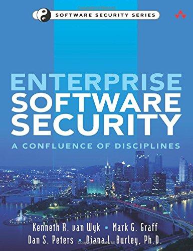 9780321604118: Enterprise Software Security: A Confluence of Disciplines