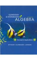 9780321609670: Elementary and Intermediate Algebra: Concepts and Applications Plus MyMathLab Student Access Kit (5th Edition)
