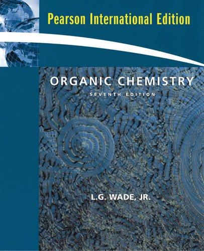9780321610065: Organic Chemistry 7th Edition Pearson International Edition