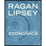 Economics Thirteenth Canadian Edition: Christopher; Lipsey Ragan