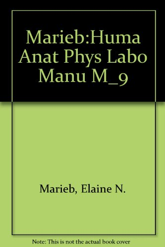 9780321615886: Human Anatomy and Physiology Lab Manual, Main Version (Text Component)