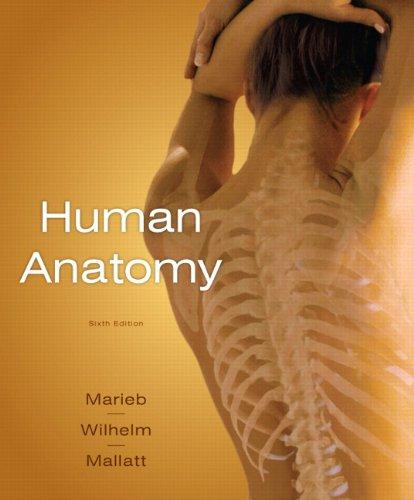 9780321616111: Human Anatomy (6th Edition)
