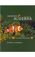 9780321616159: Elementary Algebra: Concepts and Applications Plus MyMathLab Student Access Kit (8th Edition)