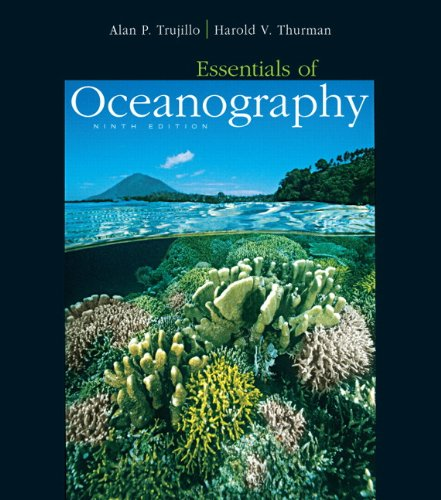 9780321616838: Books a la Carte for Essentials of Oceanography (9th Edition)