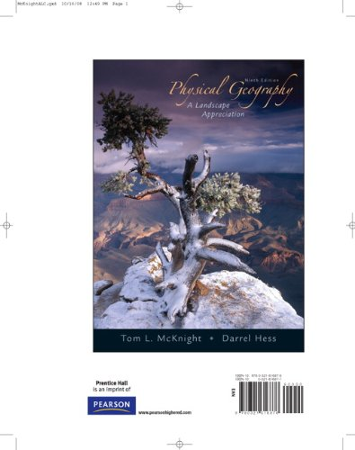 9780321616876: Physical Geography: A Landscape Appreciation, 9th Edition