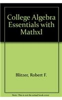 9780321617033: College Algebra Essentials with MathXL (3rd Edition)