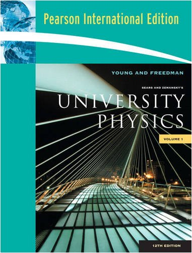9780321623072: University Physics Vol 1 (Chapters 1-20) with MasteringPhysics