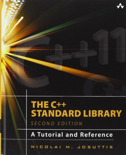 9780321623218: The C++ Standard Library: A Tutorial and Reference