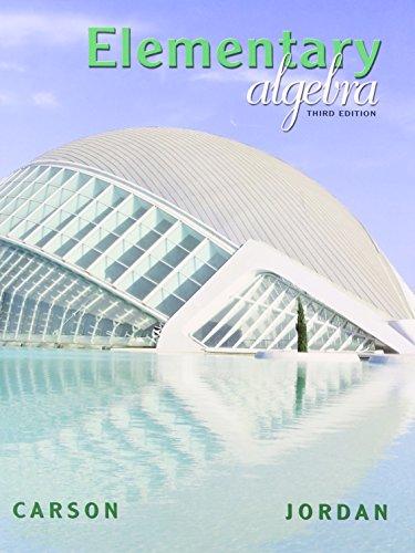9780321624383: Elementary Algebra plus MyMathLab/MyStatLab Student Access Code Card (3rd Edition)