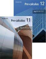 9780321624499: Pre-Calculus 11 Worktext