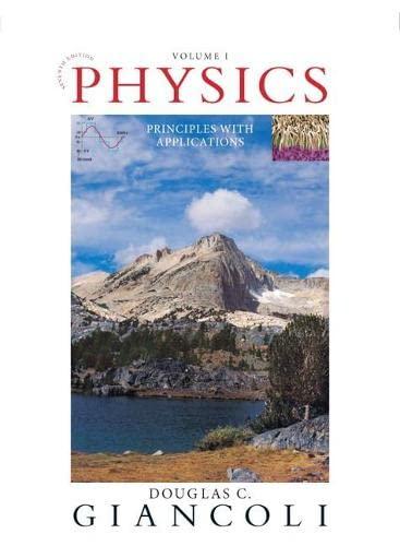 Physics: Principles With Applications Plus MasteringPhysics with: Douglas C. Giancoli