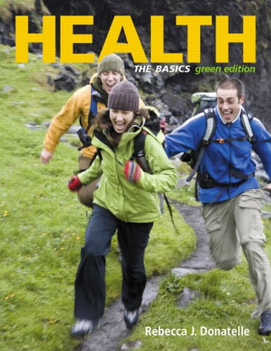 9780321626400: Health: The Basics, Green Edition (9th Edition)