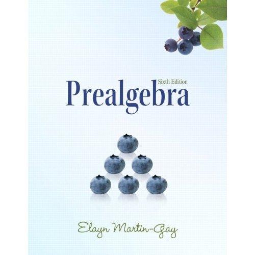 9780321629197: Prealgebra